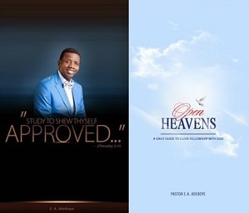 Open Heavens:  Grieve not the Holy Spirit [Tuesday 1 Nov. 2016]