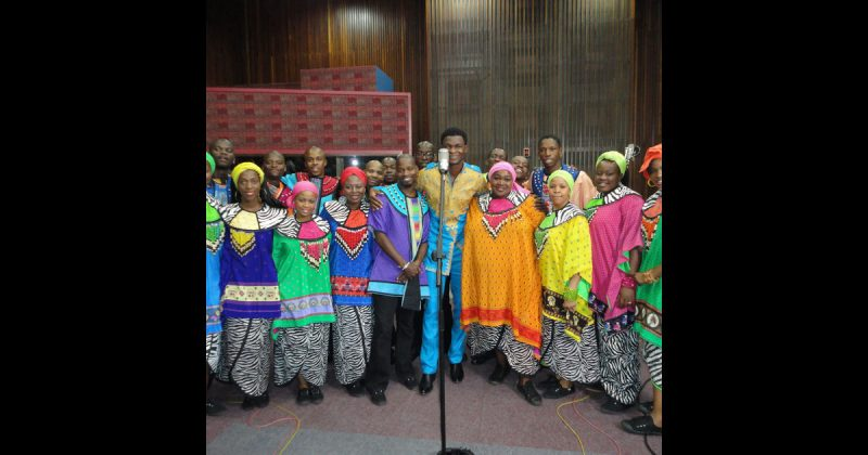 WATCH: MIGHTY GOD-JOEPRAIZE FT SOWETO GOSPEL CHOIR [Lyrics + mp3 Download]