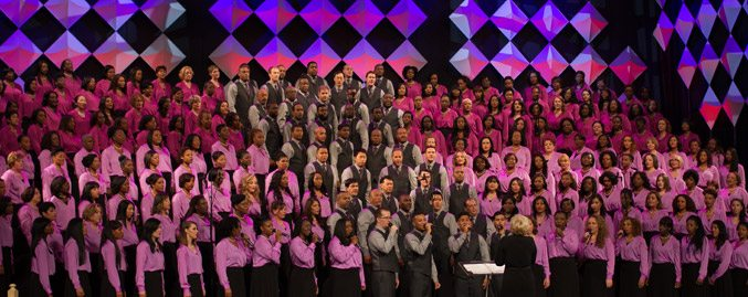 "WATCH: ""Made a Way"" sang by the Brooklyn Tabernacle Choir"