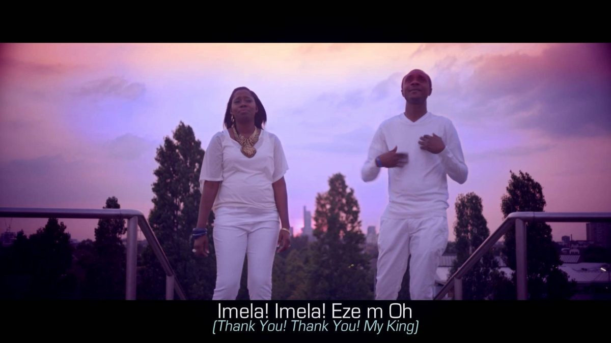 WATCH: Nathaniel Bassey feat. Enitan Adaba – Imela. (Thank You) [Lyrics + mp3 Download]