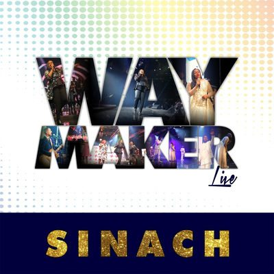 SINACH Reveals New Album Title, Cover & Track List | 'Way Maker (LIVE)' – Pre-Order Now!