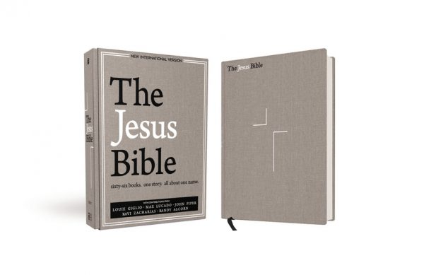 The Jesus Bible, NIV Edition, to Release with Featured Contributions from Louie Giglio & More