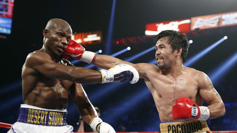 Manny Pacquiao Praises God After Winning Final Fight of His Career