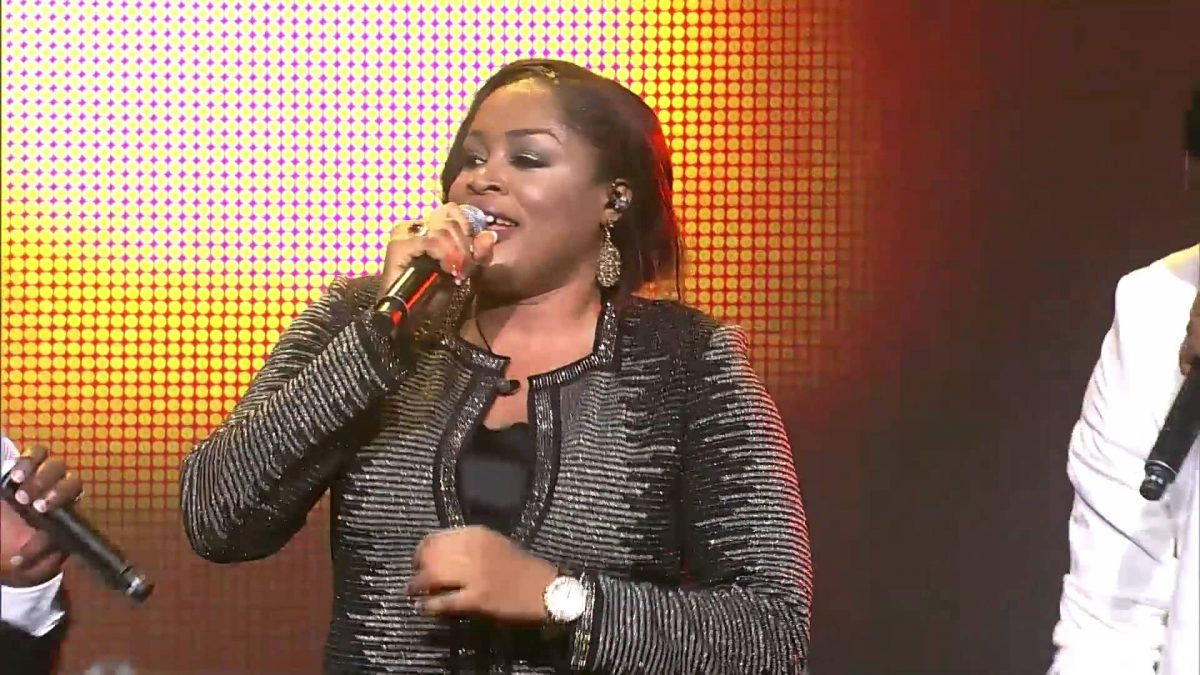 WATCH: Sinach – REJOICE [Lyrics + mp3 Download]