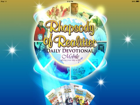 Rhapsody: Nurture Your Spirit With The Word [Wednesday, February 15th]