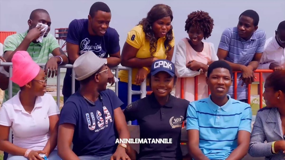 WATCH: Aninilematannile (INEXHAUSTIBLE GOD) OFFICIAL VIDEO