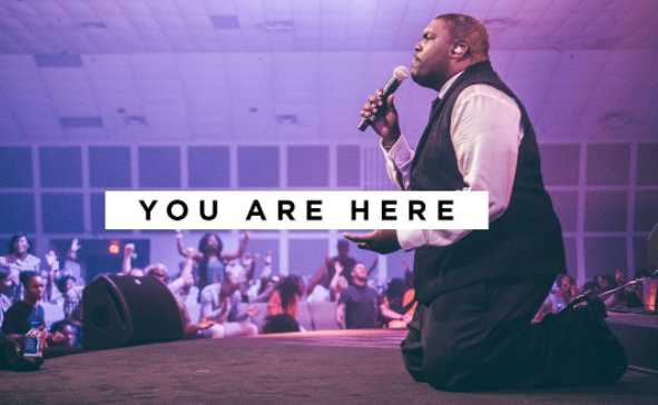 AUDIO: William McDowell – You Are Here [Lyrics + Mp3 Download]