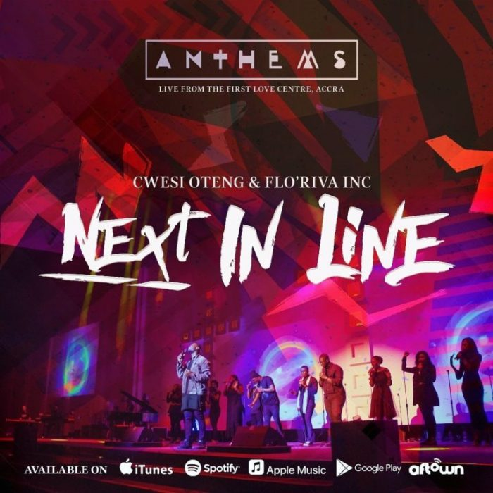 AUDIO: Cwesi Oteng & Flo'Riva Inc – Next in Line [Lyrics + Mp3 download]