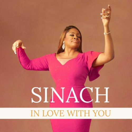 AUDIO: In Love With You – Sinach [Lyrics + Mp3 Download]