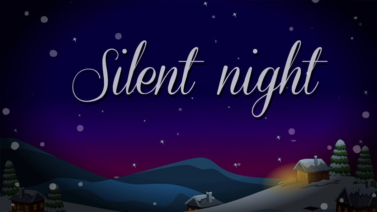 AUDIO: Christmas Carol – Silent Night [Lyrics + Mp3 Download]