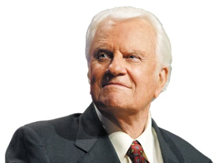 Billy Graham Devotional 12 July 2019 – A Genuine Hero