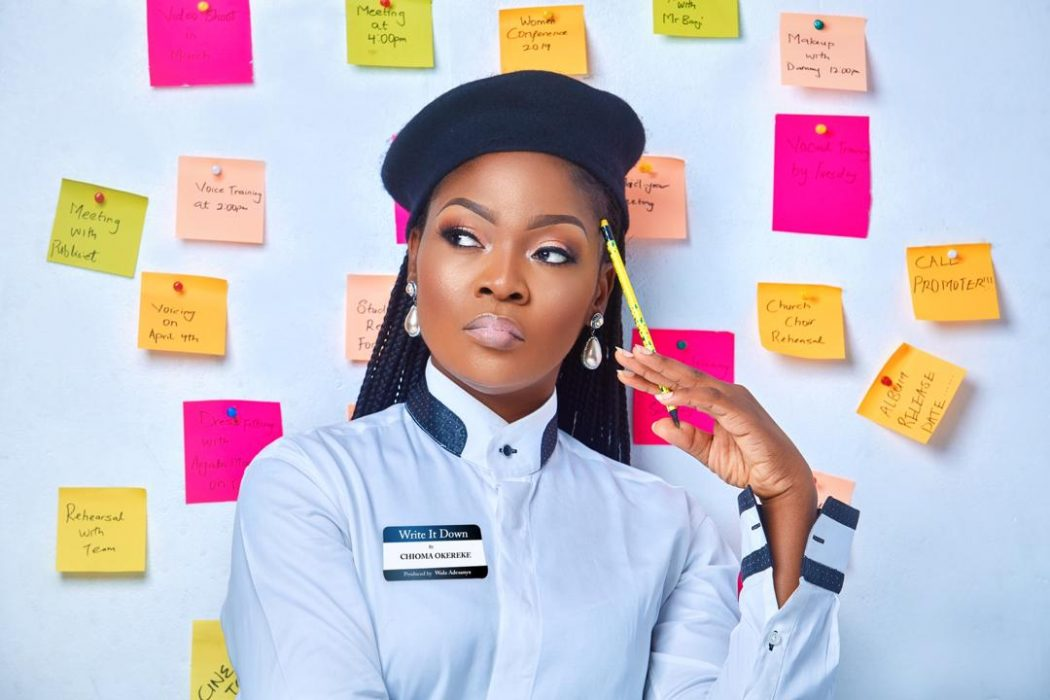 AUDIO: Chioma Okereke – Write it Down [[Lyrics + Mp3 Download]