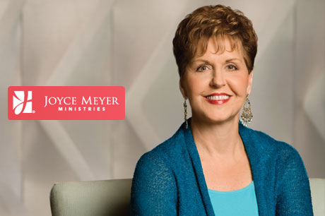 Joyce Meyer Devotional 26 March 2019 — God is in Your Corner