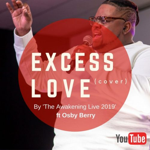 AUDIO: Excess Love Cover – Osby Berry [Video + Mp3 Download]