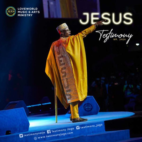 AUDIO: Testimony Jaga — Jesus [Lyrics + Mp3 Download]